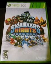 Skylanders Giants Video Game Only for Xbox 360 (Xbox 360, 2012)