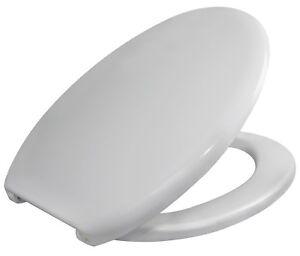 Estilo Duroplast Toilet Seat 440x374mm Soft Close