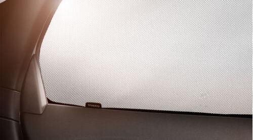 Genuine Volvo Sun shades blinds V50 rear doors 31399207