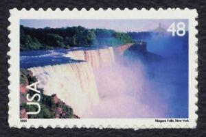 #C133 48c Niagara Cataratas, Nuevo Cualquier 5=