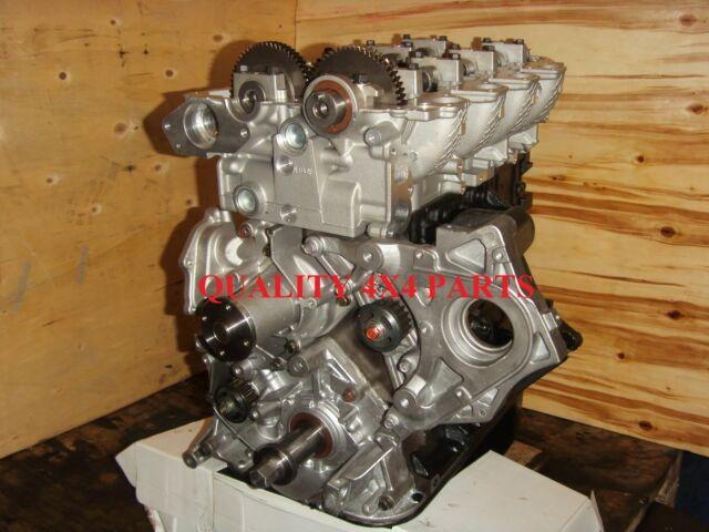 Mitsubishi L200 Short Motor 4d56u 2 5 Did Kb40 06 On For Sale Online
