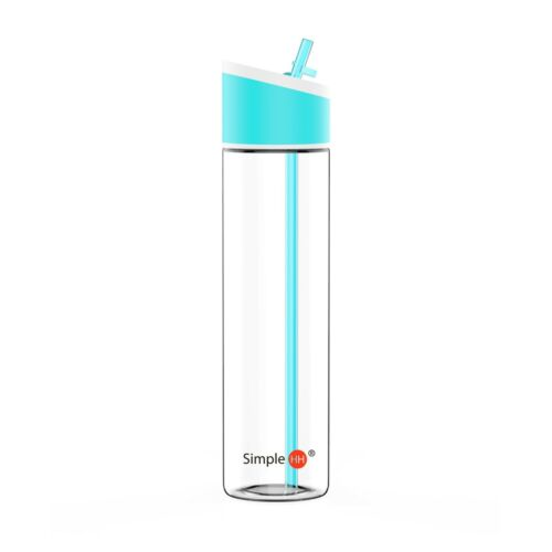 4 Pack Holiday Season SALE 21oz Sports Beverage Water Bottle with Flip Cap//Straw