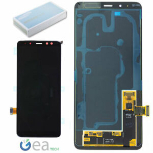 SAMSUNG-Display-LCD-Originale-Touch-Screen-Per-Galaxy-A8-Plus-SM-A730-Nero