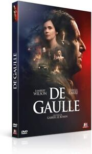 DE GAULLE LAMBERT WILSON   DVD  NEUF SOUS CELLOPHANE