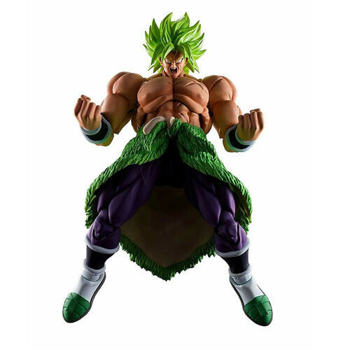 Figuarts Action Figure Bandai DRAGON BALL Z Broly Super Saiyan Full Power S.H