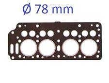 Cabeza redondeada junta diam. 78 mm para aufgebohrten motor mercedes om 636 om636