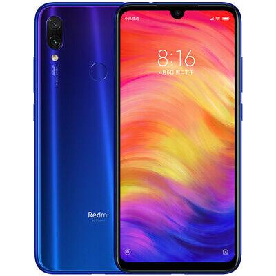 Xiaomi Redmi Note 7 Smartphone MIUI 9 Snapdragon 660 Octa Core 6.3 Inch GPS WIFI
