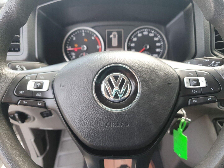 Billede af VW Crafter 35 2,0 TDi 177 Kassevogn L3H2
