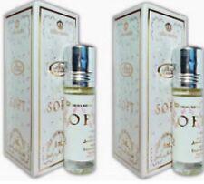 2 Weich 6ml von Al Rehab Bestseller Parfüm/Attar / Ittar 2x6ml