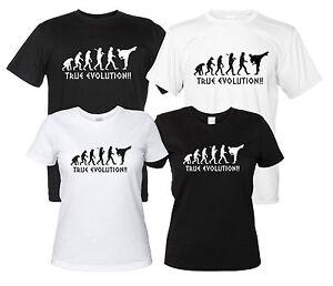 a249df3f7aa842 True Evolution Maglietta Arti Marziali Uomo Donna T-Shirt judo ...