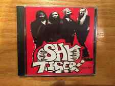 Shy Tiger - Tails Out (Rare EP) Anatomic / Bon Jovi / Johnny Lima / 80's Glam