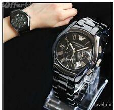 Emporio-Armani-AR-1400-Ceramica-Dial-Chronograph-Wrist-Watch new