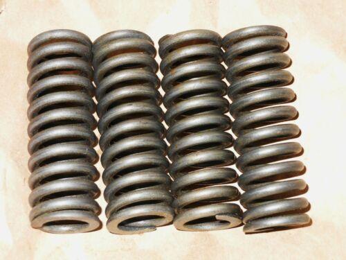 Harley Parts NEW set valve springs 4 pieces 1941 up 45 CI Flathead WLA Servi USA