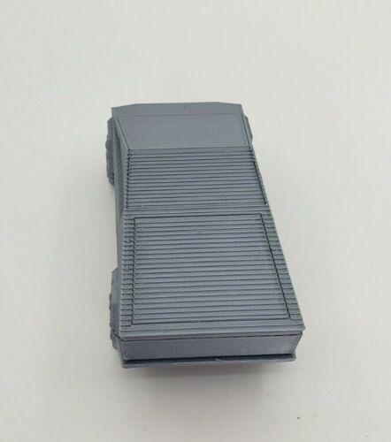 "3D Printed 1//55 Scale Tesla Cybertruck Model 4.2/"" Length Silver PLA Plastic"