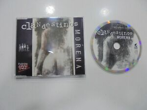 Clandestinos CD Single Spanisch Brünett 1998 Promo
