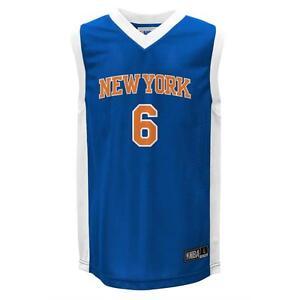 promo code ef55b 165df Details about (2018-2019) New York Knicks KRISTAPS PORZINGIS Jersey YOUTH  KIDS BOYS (L-LARGE)