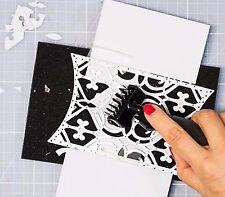 Sizzix Die Brush & Foam Pad #660513 Retail $9.99 Framelits, Thinlits MUST HAVE!!