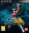 Saint Seiya Sanctuary Battle for PlayStation 3 Black Label Region 2 Europe