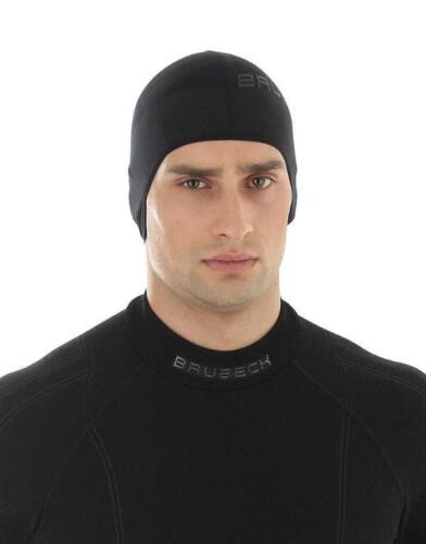 UNIVERSAL TRAINING SPORT HAT CAP THERMOACTIVE BREATHABLE SILVER IONS BRUBECK®