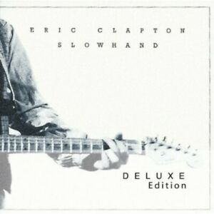 Eric-Clapton-Slowhand-2-Disc-35th-Anniversary-Deluxe-Edition-CD-NEW