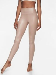11dcf1ad7d99 Image is loading Athleta-Elation-Shimmer-Tight-in-Powervita-sz-MP-