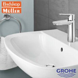 Details zu GROHE Bau Keramik Waschtisch, Waschbecken 60 cm Spülbecken für  Bad 39421000