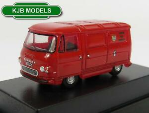 BNIB-N-GAUGE-OXFORD-DIECAST-1-148-NPB005-COMMER-PB-LONDON-FIRE-BRIGADE-VAN