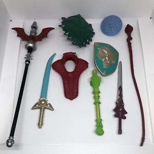 Masters of The Universe Classics Great Unrest Weapons Pak MOTUC Loose Parts Lot