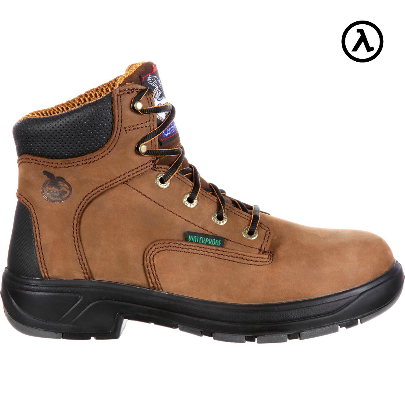 GEORGIA FLXPOINT WATERPROOF WORK BOOTS G6544 * ALL SIZES - NEW