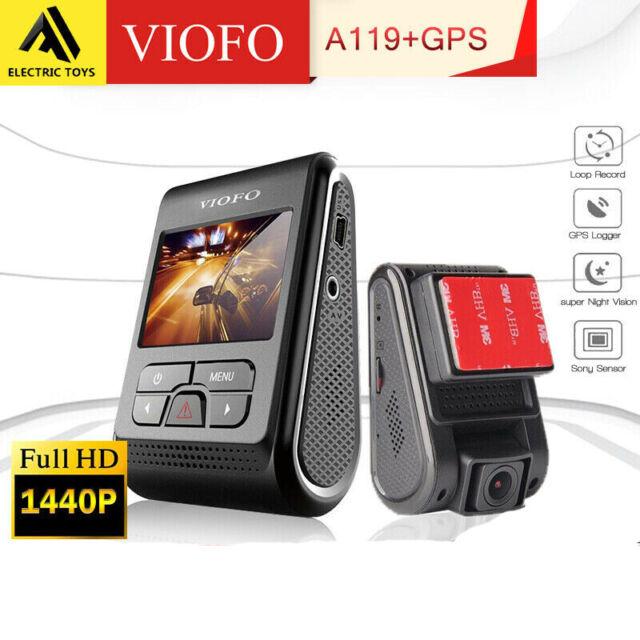 VIOFO A119 V2 DashCam FHD 2k 1440p dash camera with GPS Sydney Stock Aus post
