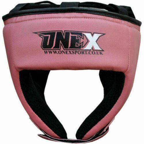 Kids Kickboxing Head Guard Helmet Boxing MMA Martial Art Gear Face Protector