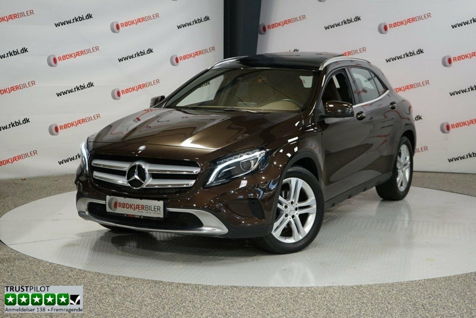Mercedes GLA200 2,2 CDi aut. 5d - 344.900 kr.