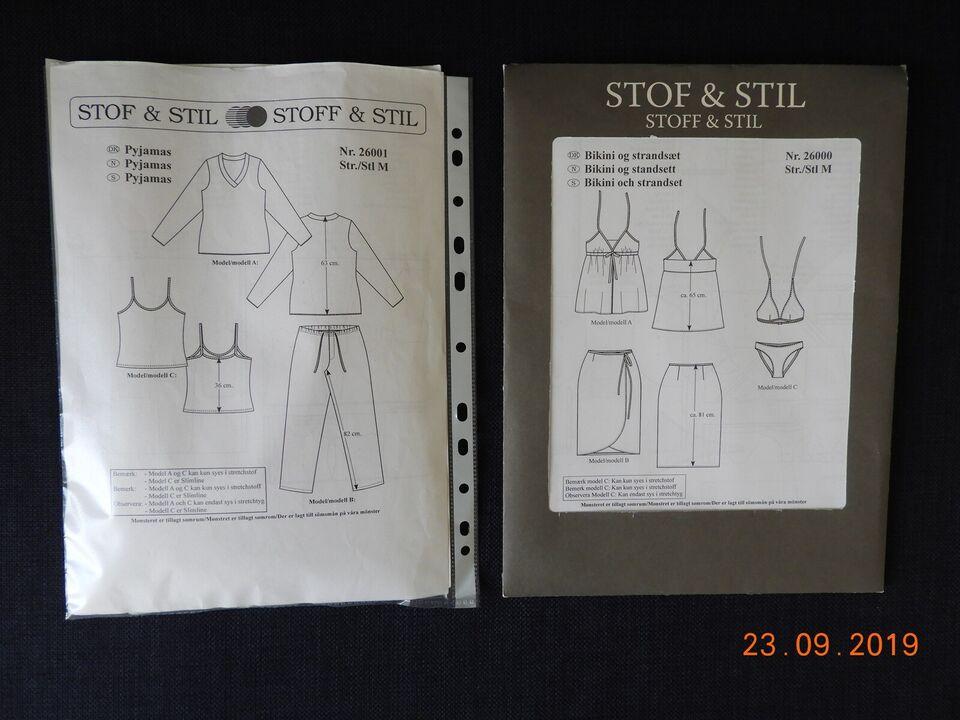 Mønster, fra Stof og Stil