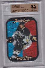Sidney Crosby   2008-09 Ultra EX Jambalaya Jam-9  BGS 9.5