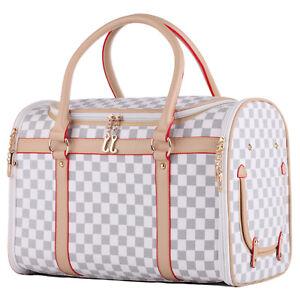 Pet-Bag-Carrier-Dog-Cat-Puppy-Tote-Purse-Comfort-Travel-Airline-Shoulder-Handbag