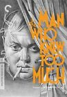 Man Who KTOO Much 0715515101714 With Peter Lorre DVD Region 1