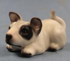 Bullterrier hund Keramik figur terrier hundefigur royal präsente HK