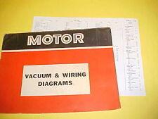 item 1 1965 1966 1967 1968 1969 ford galaxie 500 xl ltd 7-litre vacuum+wiring  diagrams -1965 1966 1967 1968 1969 ford galaxie 500 xl ltd 7-litre