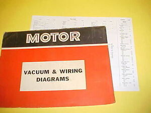 details about 1965 1966 1967 1968 1969 ford galaxie 500 xl ltd 7 litre vacuum wiring diagrams 1968 70 ford falcon f 100 pickup 68 69