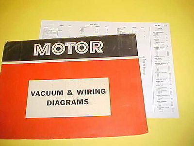 1965 1966 1967 1968 1969 ford galaxie 500 xl ltd 7 litre vacuum wiring diagrams ebay  wiring diagram 1968 ford galaxie 500 #8