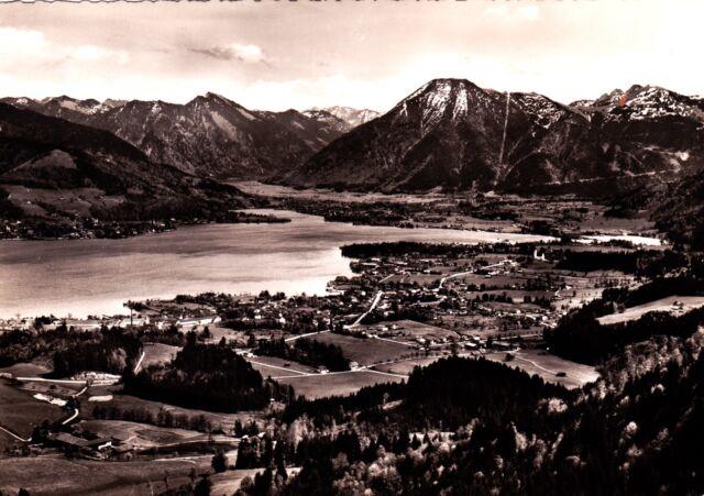 Bad Wiessee mit Tegernsee , Ansichtskarte ; ungelaufen
