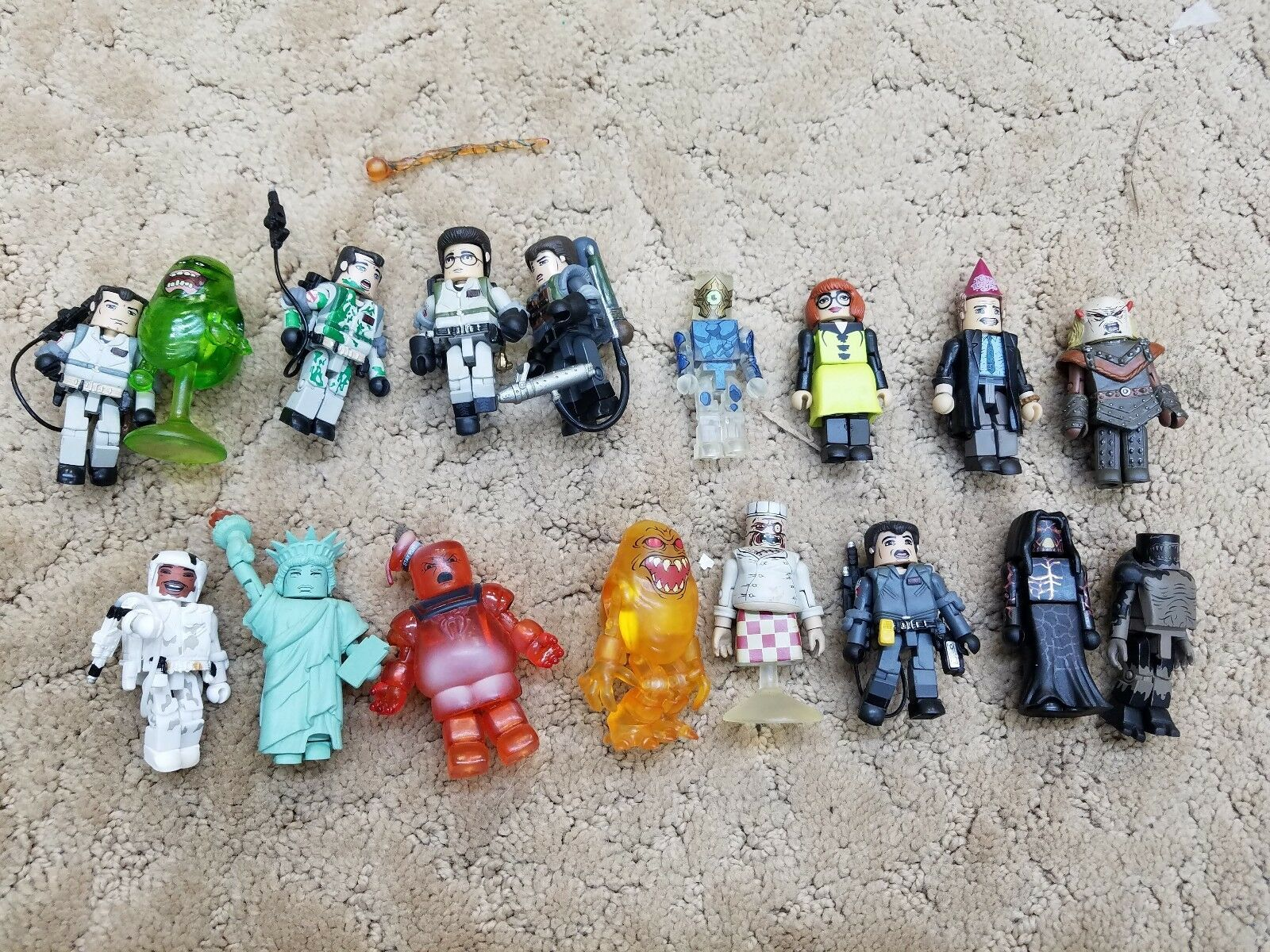 Ghostbusters - misc.ein mini - freunde hat.