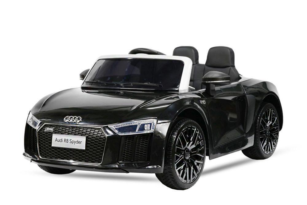 Kinder Elektro Auto Audi R8 R8 R8 2x 35W 2x 6V Elektroauto Kinderfahrzeug RC MP3 USB 5883af