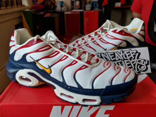 Details about Nike Tn Air Max Plus Tuned Tn 'tide' Bundle