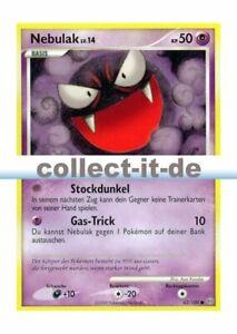 Pokemon Diamant /& Perl Sturmtief 21//100 Mamutel Deutsch