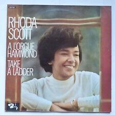 RHODA SCOTT A l orgue Hammond Take a ladder 920168