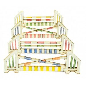 The Best Metcalfe Po511 Show Springt X 4 Gestanzt Karte Set Nenngröße 00 = 1/76th Maßstab Other Oo Scale Parts & Accs