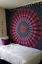 Indian-Tapestry-Wall-Hanging-Mandala-Hippie-Gypsy-Bedspread-Throw-Bohemian-Cover thumbnail 7