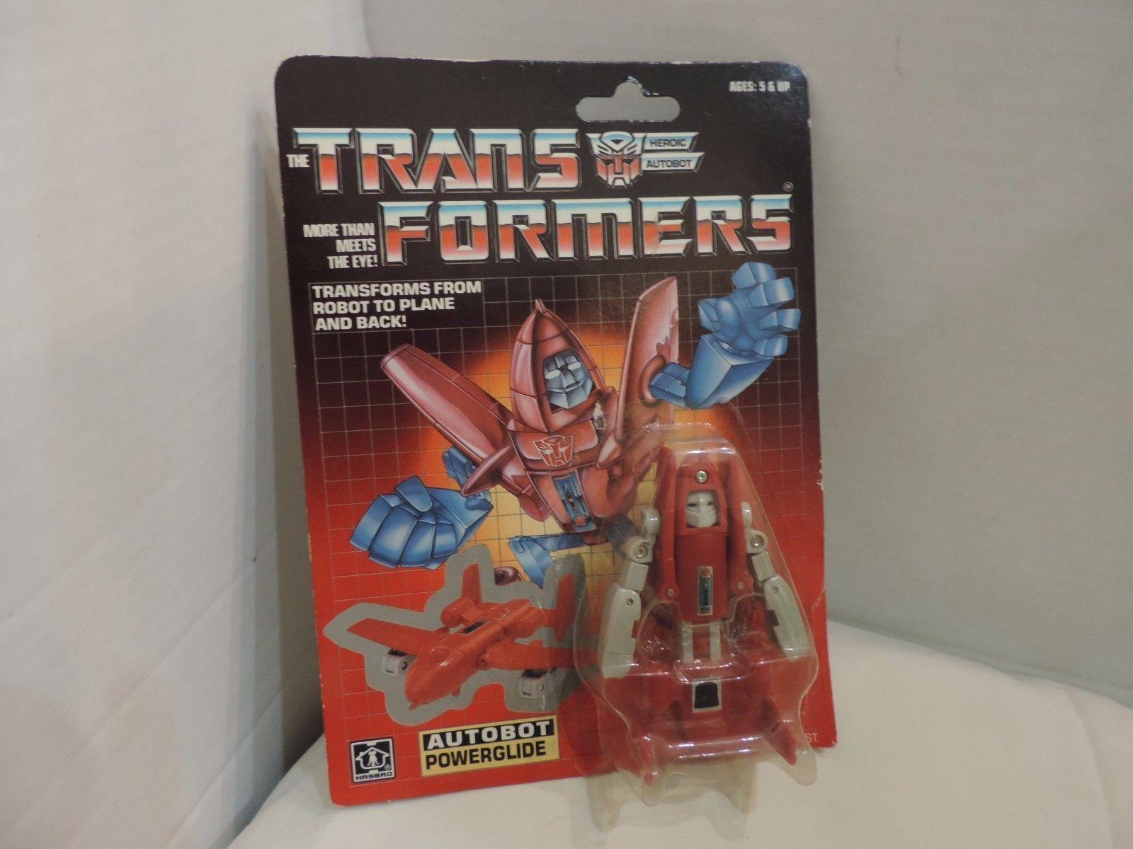 G1 transformers autobot - powerglide vintage hasbro - generation eine action - figur