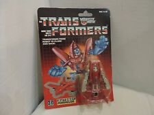 Transformers 1985 G1 Autobot Powerglide Action Figure Carded C8